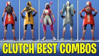CLUTCH BEST COMBOS (Showcased with all Back Blings)