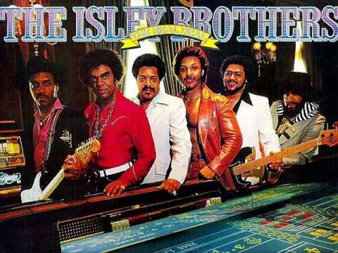 IT'S ALRIGHT WITH ME - Isley Brothers