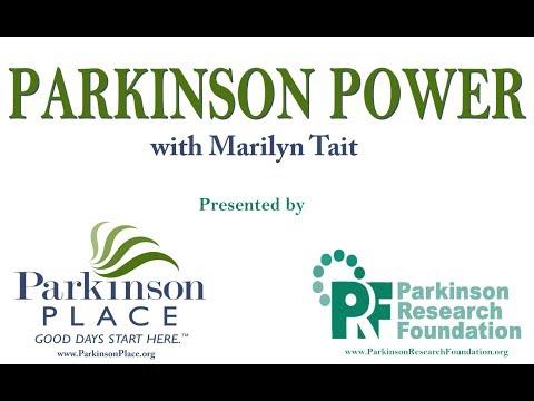Parkinson Power Maintain a Positive Attitude & Sense of Control