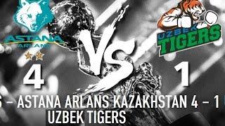 Бокс Astana Arlans vs Uzbek tigers 4:1 Всемирная серия-2016 / Boxing Worlds Kazakhstan vs Uzbekistan