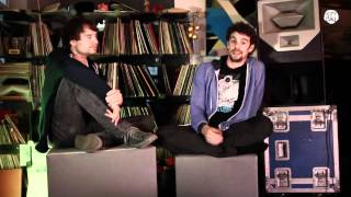 TUBE & BERGER - INTROLUTION  [MAKING OF INTERVIEW]