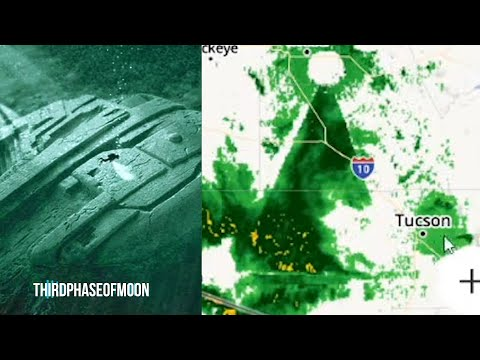 100 Mile TR-3B Captured On Radar? Baltic Sea Update! WHOA!