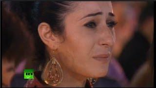 08.08.08: Южная Осетия вспоминает жертв пятидневной войны