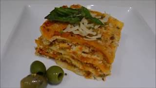 Gluten-Free, Vegan Lasagna - Low Histamine - Cooking to Heal with Carmen Saverino