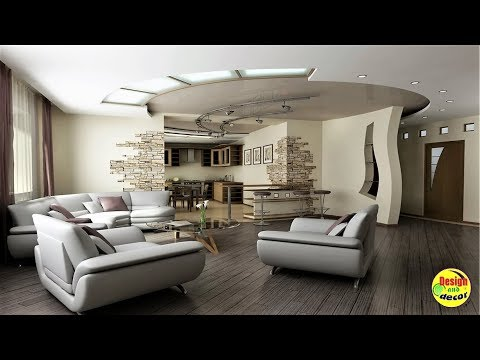 Most Beautiful Modern Ceilings. Design And Decor.