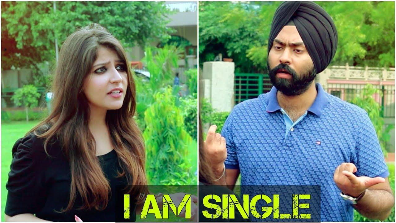 I am Single   Funny Comedy Vines   Harshdeep Ahuja V37 ...