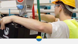 Vattenfall bildet aus - Ausbildung zum Elektroniker für Betriebstechnik