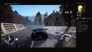 NFS game play