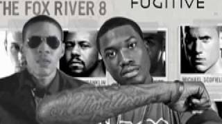 VYBZ KARTEL & MEEK MILL(FOX RIVER RIDDIM) FUGITIVE (SNIPPET)-  OCTOBER 2011