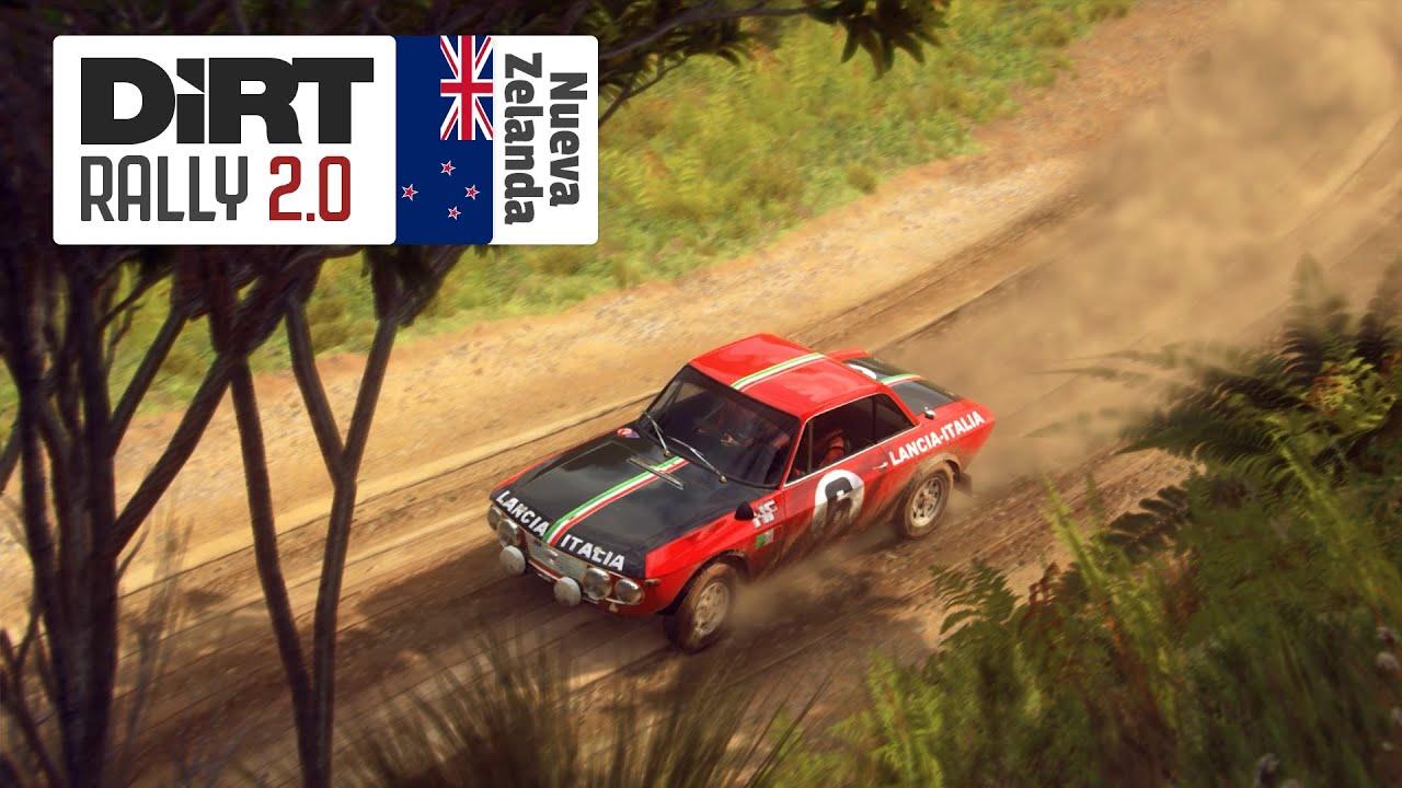 Dirt Rally 2.0 - Campeonato de Nueva Zelanda