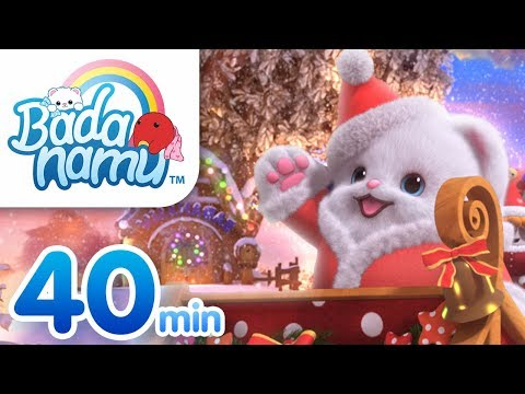 bada's-christmas-carols-|-compilation-l-nursery-rhymes-&-kids-songs