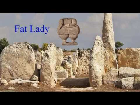 Giant Temples & Stone Graves - The Megalithic  Malta