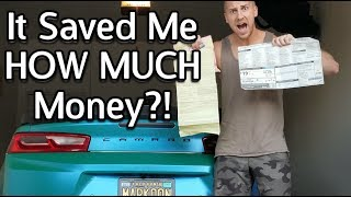 THE WORST Camaro Buying Experience Ever...