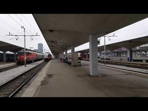 Ljubljana railway station 2017