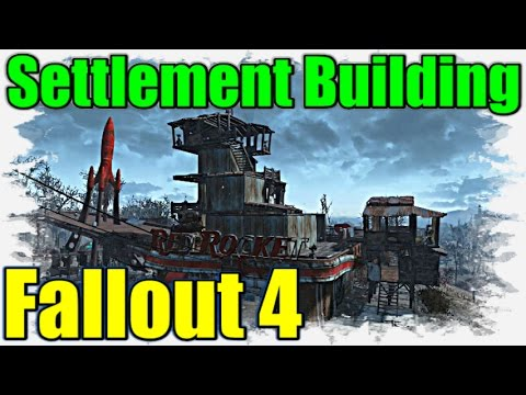 Fallout 4 - Settlement Building Guide - An Introduction