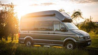 Chic und praktisch? Dęr VW Grand California 600 - kann VW Camping? Test, Roomtour und Vorstellung