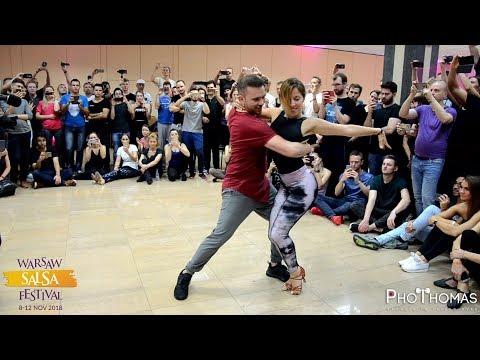 Korke y Judith [Can't Find Love] @ El Sol Warsaw Salsa Festival 2018