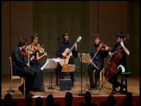 Dyens Tango en Skai | Petrit Çeku | Bouchkov Chen Ridout Soltani