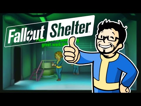 SO MANY NEW GUNS!!! | Fallout Shelter (App Game)