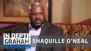 A seizure converted Shaq from bully to class clown