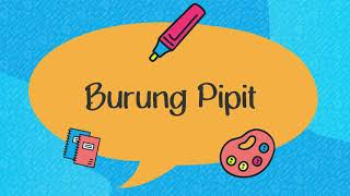 Burung Pipit (Official Audio) - JPCC Worship Kids