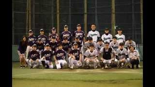 【MTI野球部】親善試合・対TDモバイル 150926
