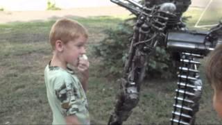 The Terminator in Ukraine # Терминатор в Украине