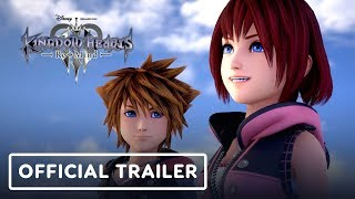 Kingdom Hearts 3: ReMind DLC Trailer