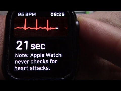 How to Use ECG on Apple Watch Series 4