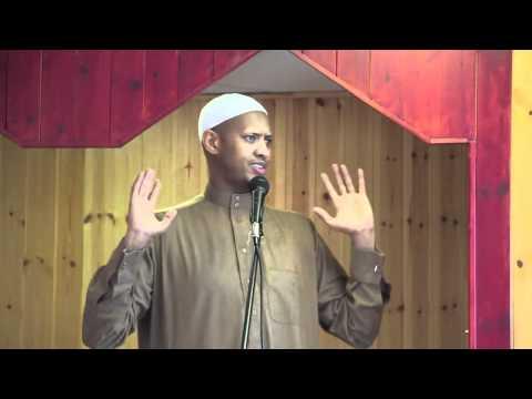 Said Rageah Jumma at Manchester Al-Furqan Mosque
