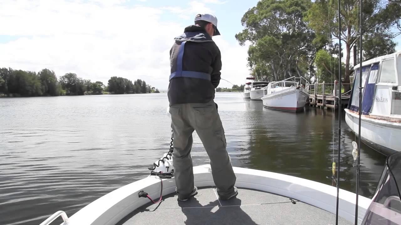 Gippsland Lakes bream fishing Victoria