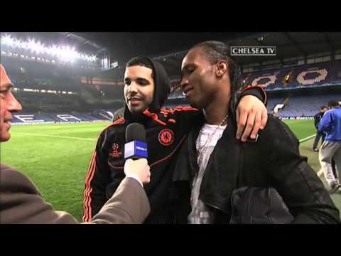 Drake Meets Drogba Didier