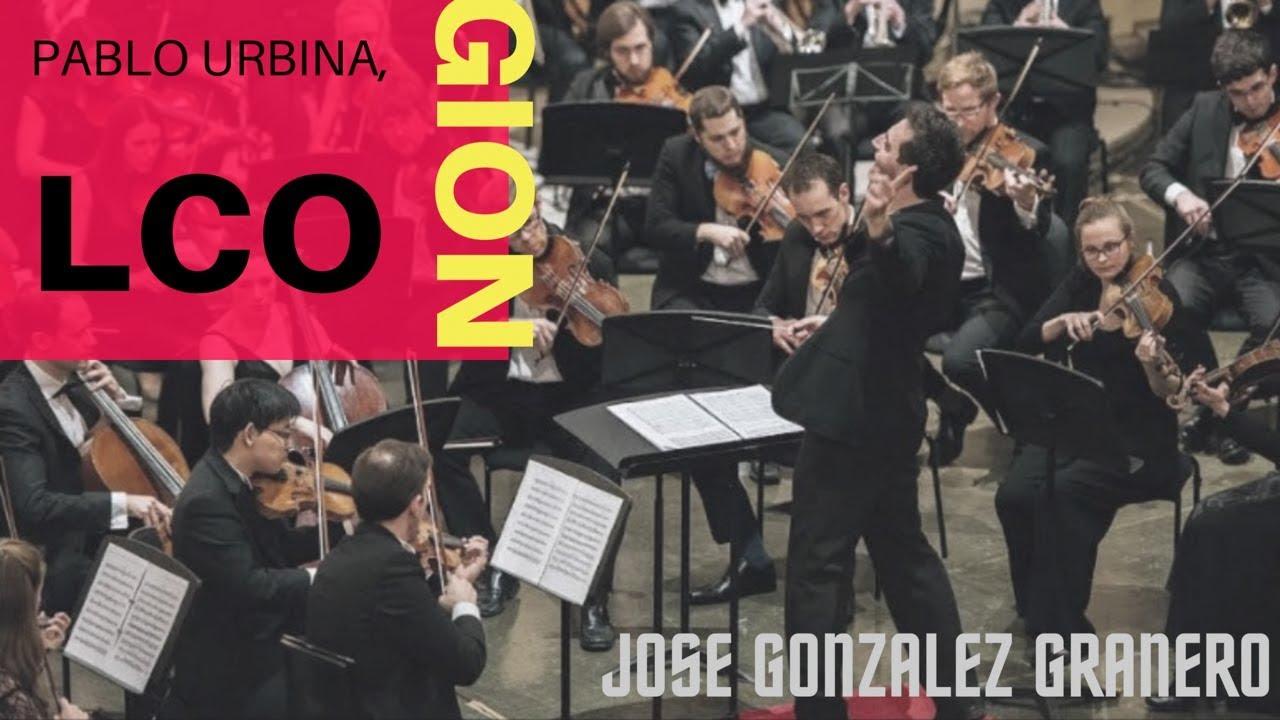 GION - Overture {Finale} - (London City Orchestra & Pablo Urbina)  by Jose Gonzalez Granero