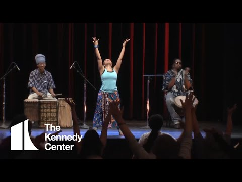 West African Dance and Live Drumming - Millennium Stage (January 23, 2017)