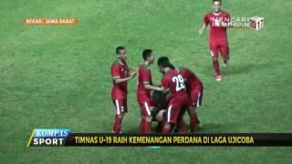 Download Video Kemenangan Perdana Timnas U-19 di Laga Uji Coba MP3 3GP MP4