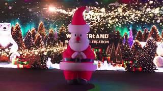 Тайский Дед Мороз зажигает