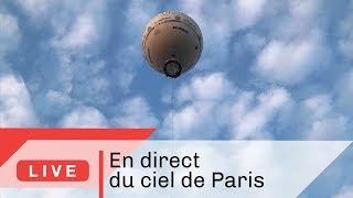 Ballon de Paris Générali | Live CNRS