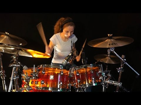 Two Princes (Spin Doctors); Drum Cover by Sina