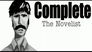 The Novelist Walkthrough Complete Gameplay Les Play Review PC