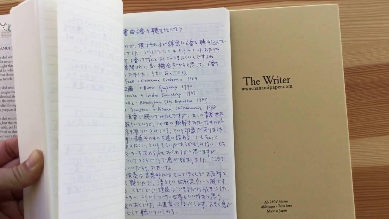 my nanami seven seas writer notebook my nanami seven seas writer notebook