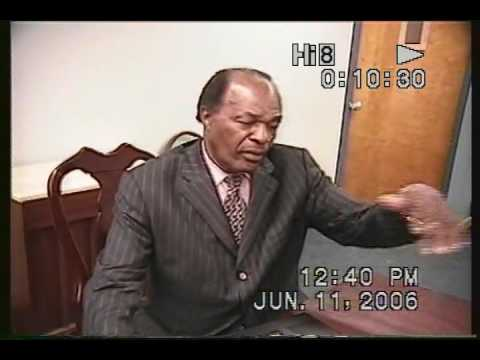 Mayor Marion Barry 6/11/06