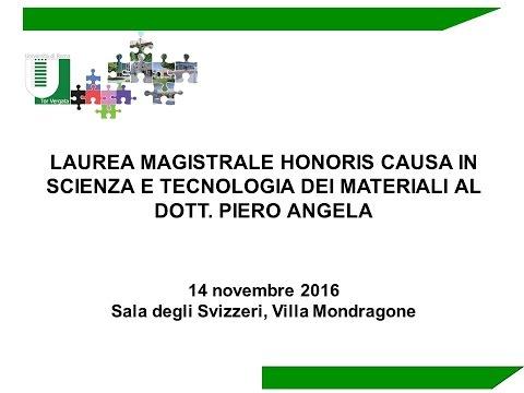 LHC Dott. Piero Angela 2016