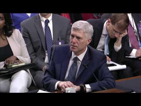 Senator Hirono Refutes Judge Gorsuch