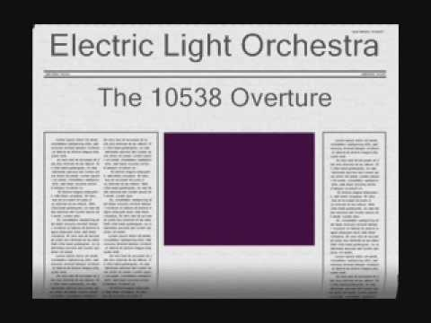 10538 Overture Electric Light Orchestra