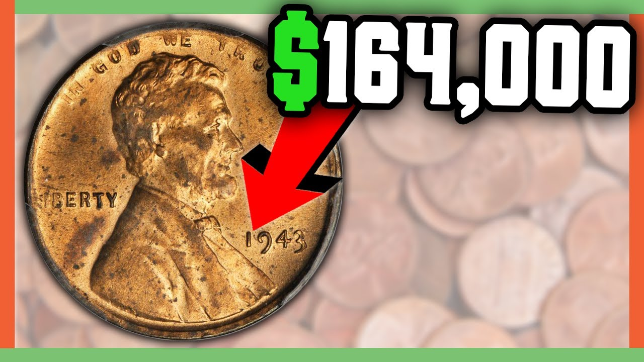 164 000 Rare Pennies Worth Money Penny Values By Year