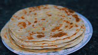 Njia Rahisi na Haraka ya Kupika Chapati Laini za Kusukuma Tips&Tricks How to Make Soft Chapati