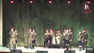 Ансамбль песни и танца Дома офицеров Забайкальского края Видео 3(, 2015-02-28T21:49:07.000Z)