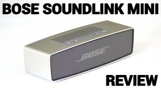 Bose SoundLink Mini Review