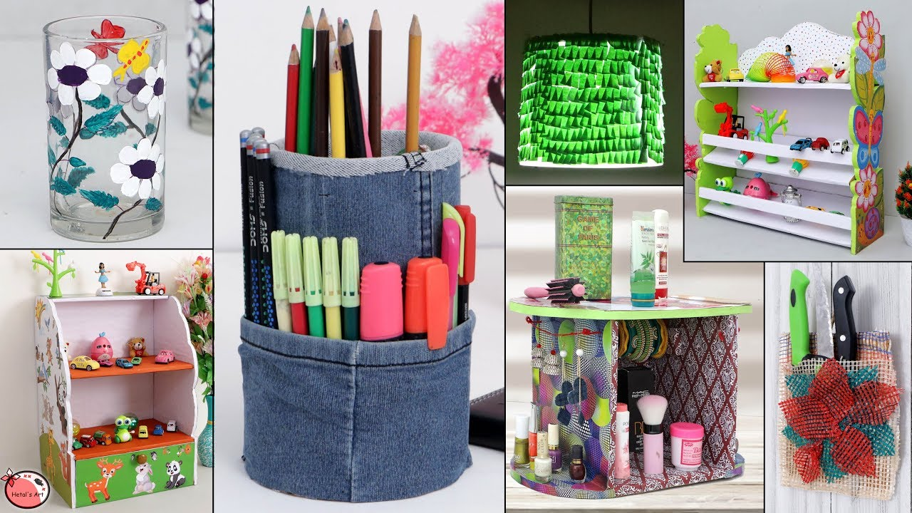 20 All... Home Useful Craft Ideas at Home  DIY Easy Craft    Handmade  Things
