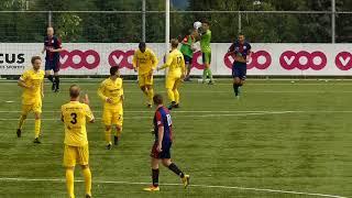 RFC Liège - KVC Wingene (résumé non officiel)